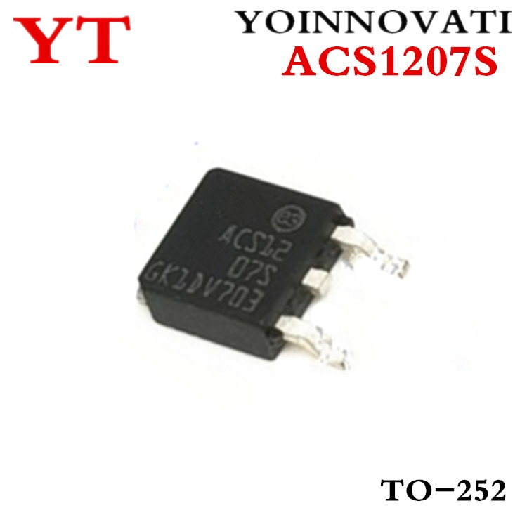 10 piezas/LO ACS120-7SB ACS1207S-252 IC