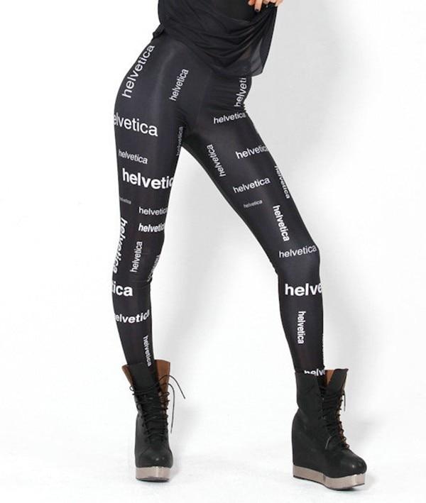 Nueva York s-team Fitness Leggings fibra elástica Hiphop fiesta porrista Rooter entrenamiento Pantalones con logotipo Dropshipping nuevo