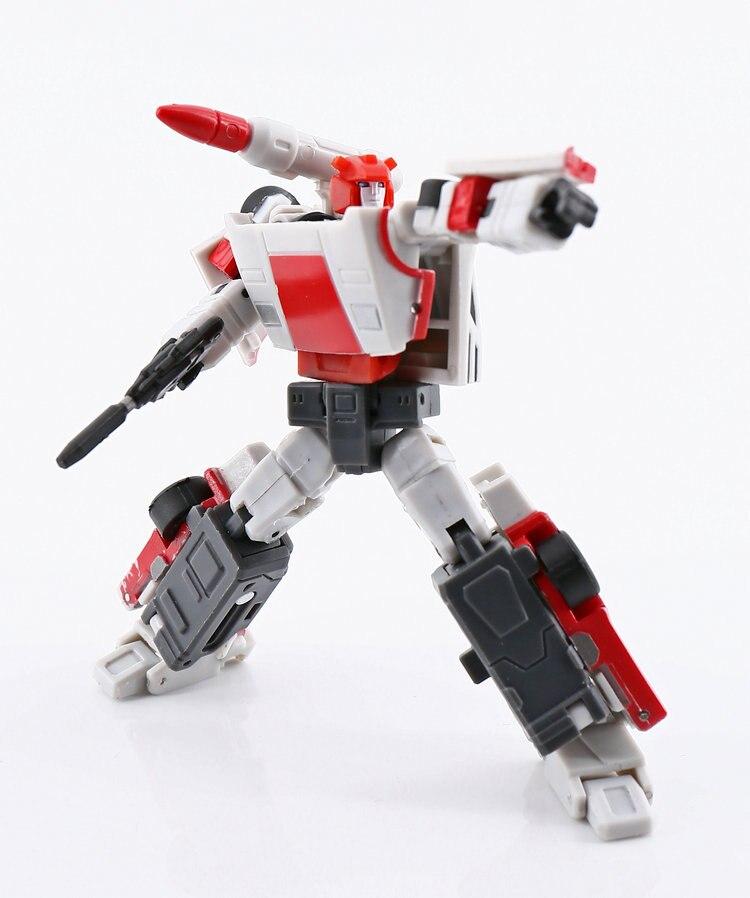 MS-Toys Transformation MS-B08 MS B06 Alert The Flame patrol Mini Action Figure Robot Toys