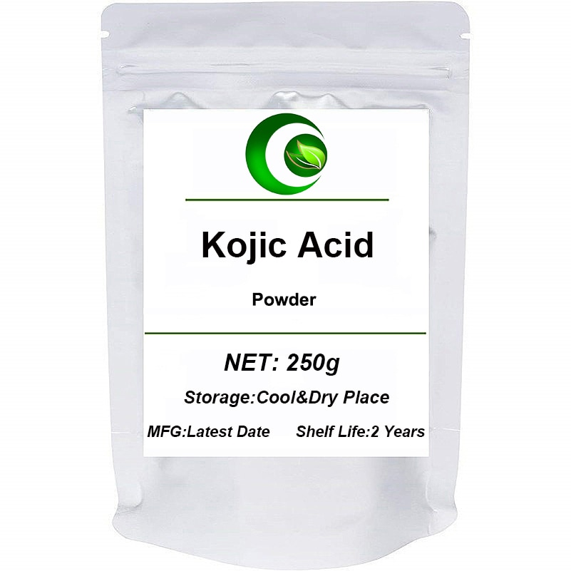 Pure Kojic Acid Powder for Skin Whitening Soap,organic Kojic Acid Powder for Dark Spots , Cosmetic Grade for Skin Lightener kojic acid and its derivatives