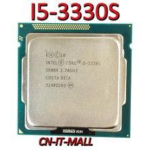 I5-3330S tiré CPU 2.7G 6M 4 cœurs 4 fils LGA1155 processeur