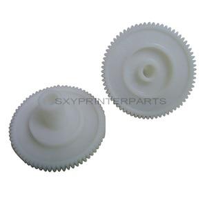 10PCS free shipping Wholesale White Color 1013093 Spur Gear 34.5 for Epson LQ2180