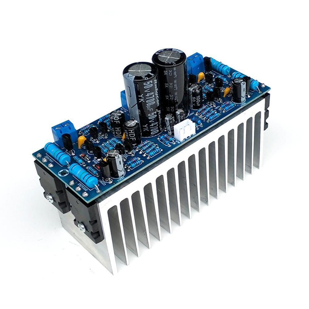 HiFi Stereo Dual-Channel High Power Amplifier Board For Toshiba A1943/C5200 AC 12-28V 2.0 Stereo Audio Amplifier Board