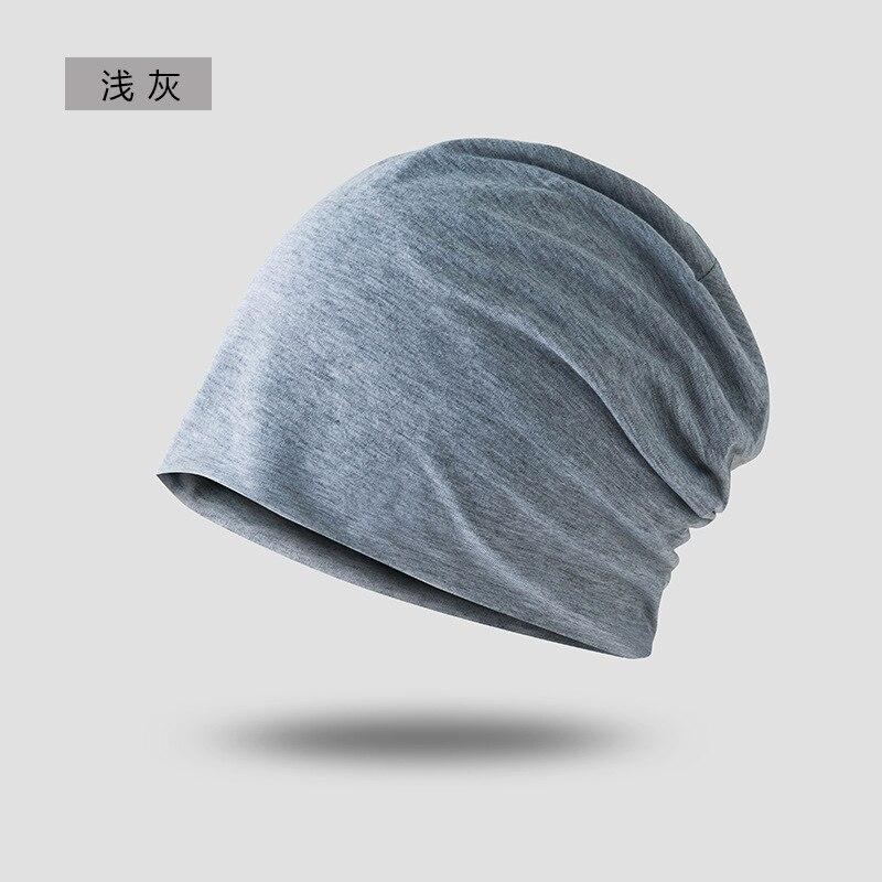 Moda 2020, gorro de pelo, sombreros para hombres y mujeres, Boina elegante, Gorras Punk delgadas, gorro suave de quimio para cáncer, Gorras Unisex, Gorras, venta al por mayor