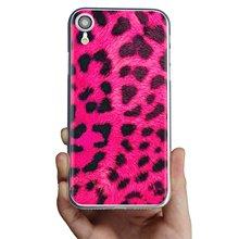 Bling Silicone Phone Case For Sony Xperia Z5 XZ XA1 XA2 Premium ULTRA 10 X L2 Rainbow leopard snake skin