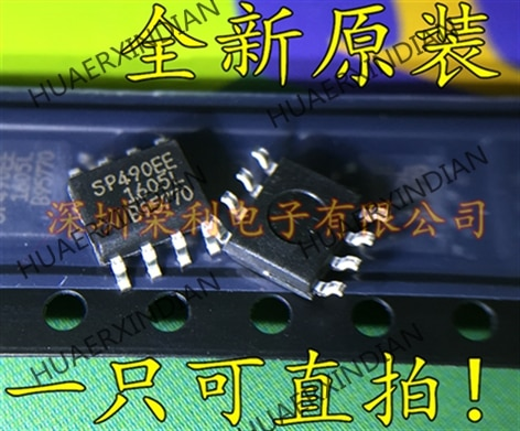 10 piezas nuevo SP490 SP490EEN SP490EE SOP8 Original en stock