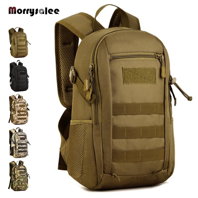 2021 уличный тактический рюкзак, мужские рюкзаки в стиле милитари, 15 л, водонепроницаемые спортивные дорожные рюкзаки, рюкзаки для кемпинга, с...