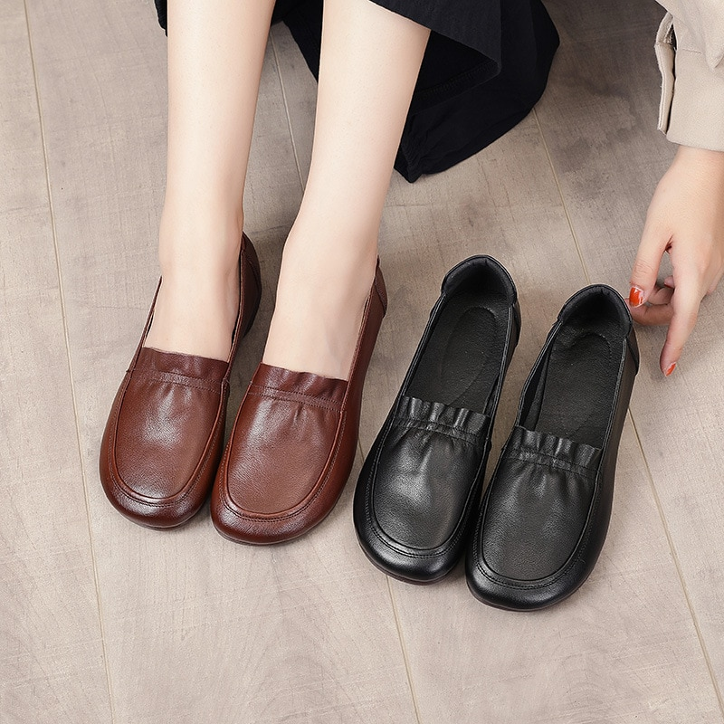 2021 spring and autumn high quality women's casual shoes