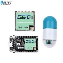Heltec Lora Node ASR650x ASR6501 SX1262 Lora CubeCell Module/carte de développement pour arduino Lora IOT capteurs étanche IP67
