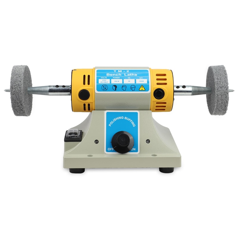 220V Polishing motor mini polishing motor with cover TM mini benchs lathe
