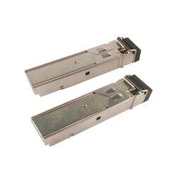 2pcs Módulo SFP Conector SC DDM BIDI SC SFP mini-gbic 1000Mbps Gigabit Transceptor De Fibra Óptica Otdr Optical Transceiver Module