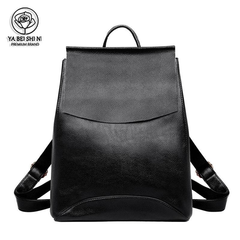 2021 NEW Women Backpack High Quality PU Leather School Bags For Teenage Girls Mochila Feminina Large Women Travel Backpack