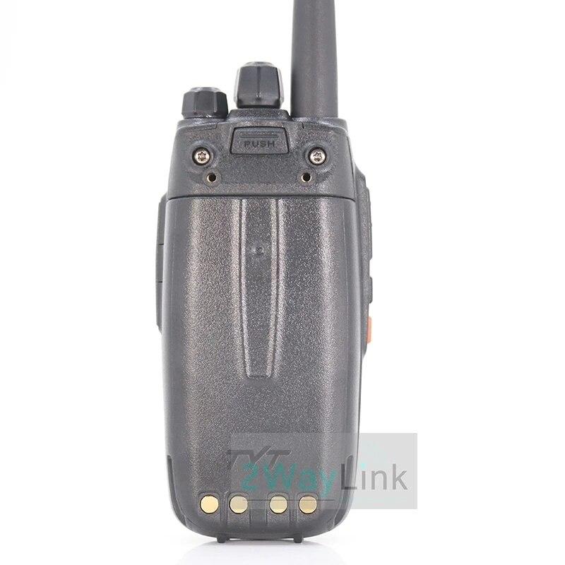 TH-UV8000D Walkie Talkie 10 KM Dual Band VHF UHF 10W Radio Comunicador 10 km 3600mAh Cross-band Repeater Function tyt radio enlarge