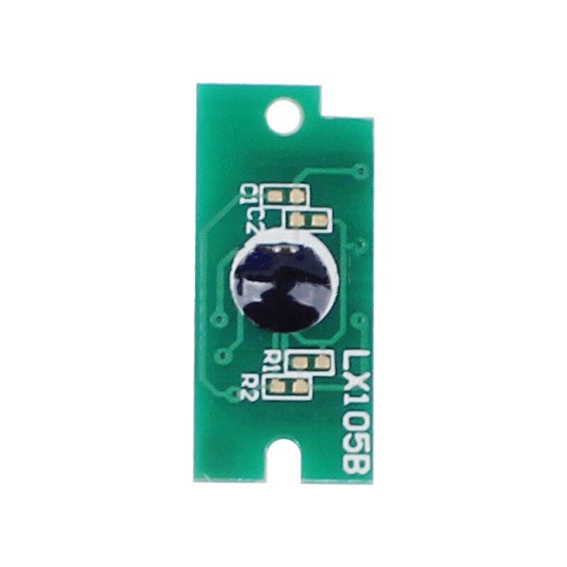 CT201594 toner chip para Xerox DocuPrint CP105 CP205 CM205 CM215 M215 cartucho de impresora restablecer CT201591 CT201592 CT201593