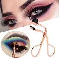 2021 new eyelash curler make up tools eyelash curler beauty tool eye lashes makeup tweezer local eyelash curler magnet assistant