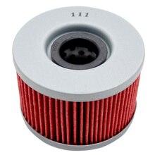 Filtre à huile pour HONDA VT250 1983-1987 VT250 INTEGRA 1986-1988 VTR250 VTR 250 intercepteur 1988-1990 CB450 1985-1992