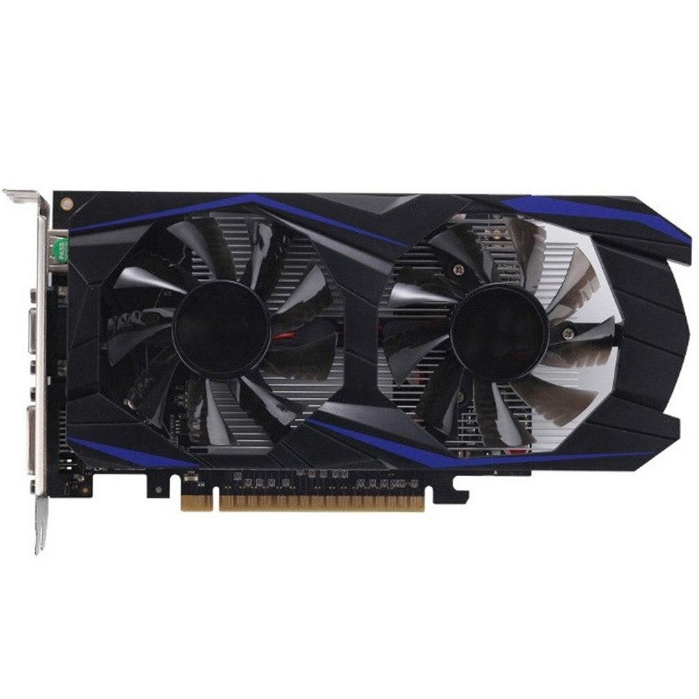 محمول Geforce Gtx 1050 Ti 2gb Gddr5 128 بت Pci-e بطاقة جرافيكس كمبيوتر مكتبي للاعبين المحترفين