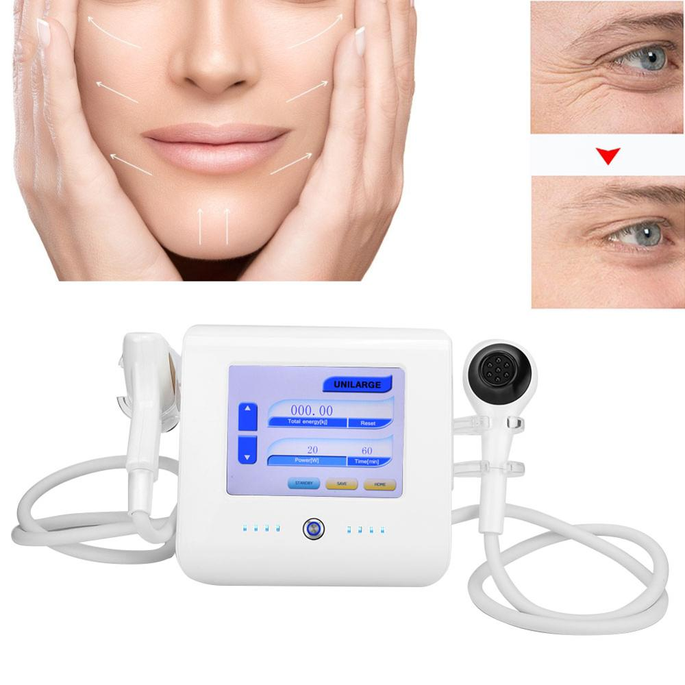 Homeuse RF Skin Rejuvenation Anti-aging Facial Beauty instrument Skin Wrinkles Hot Lifting Therapy Fade Fine Lines US EU UK 220V