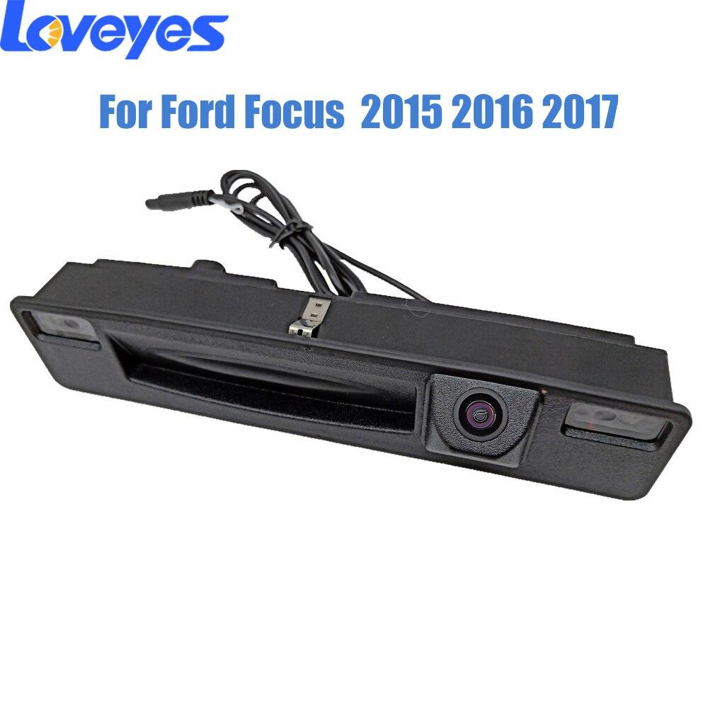 Автомобильная камера HD CCD, Автомобильная камера заднего вида, камера ночного видения, реверсивное Изображение 720P, автомобильная камера s для...