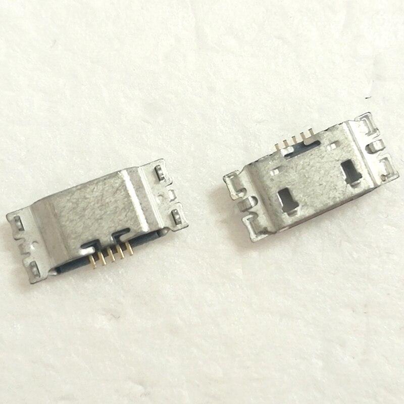 10 Uds para ASUS ZenFone 3 ZB551KL X013D Mini micro USB cargador de carga Dock conector de puertos estilo zócalo enchufe dock piezas de reparación