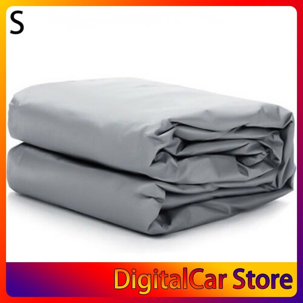 Car Universal Car Cover Car Cover Peva Single-Layer Car Cover Rainproof Sunscreen Dustproof Car Clothing