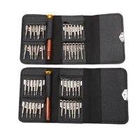 25 in 1 screwdriver set mobile phone repairing tools mini precision screwdriver