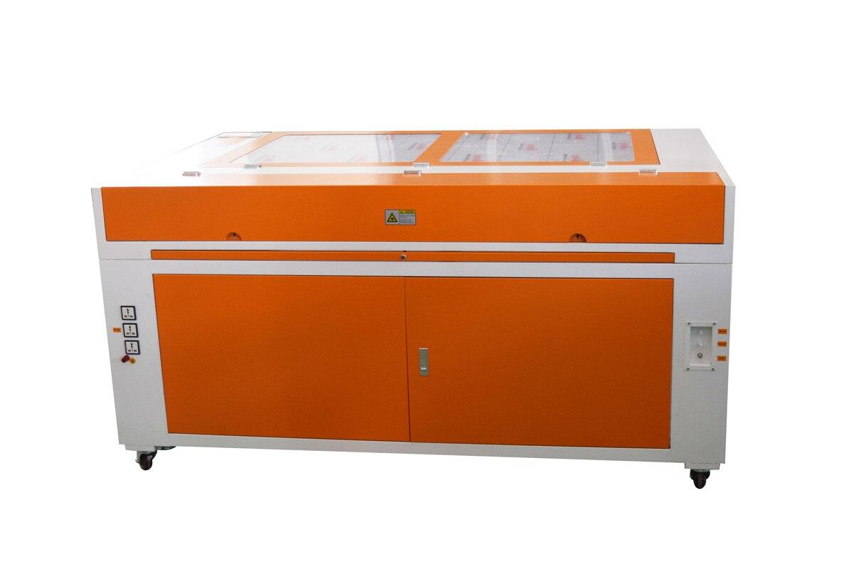 130 w co2 usb máquina de gravura do laser 1400x900mm gravador cortador madeira trabalho com cw5000