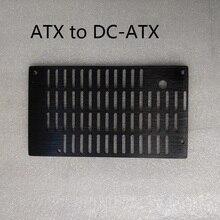ATX zu DC-ATX netzteil bord Dicke 3mm aluminium platte schwärzung prozess