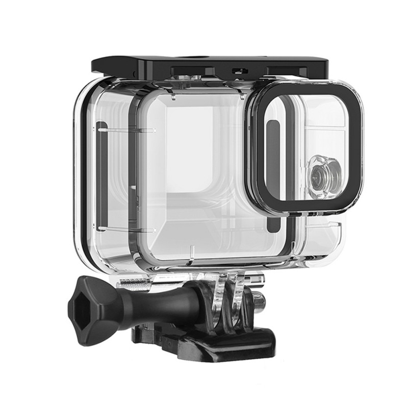 Waterproof Case Housing Action Camera Diving Protective Covers High Transparent Material Accessories For GoPro Hero 9 Hot