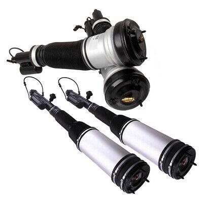 4 Uds frente w/suspensión trasera Shock puntal Kit para Mercedes S430 S500 4Matic S430 S500 4Matic 2003, 2004, 2005, 2006