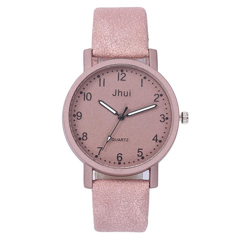 Women Watches Luxury Leather Strip Marble Dial Dress Wristwatch Ladies Gift Quartz Clock Relogio feminino Reloj Mujer Clock #c
