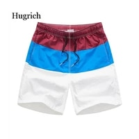 2021 summer mens shorts loose european and american beach surf shorts quick drying sports five point pants