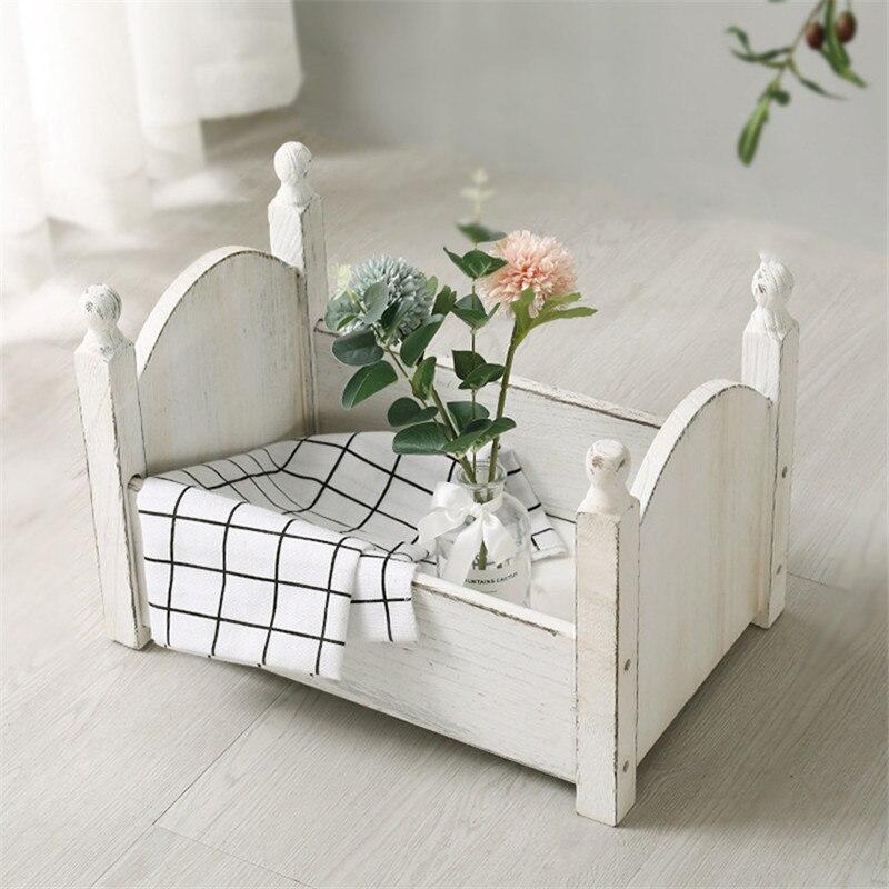 ملحقات التصوير الفوتوغرافي لحديثي الولادة ، ملحقات استوديو الصور ، سرير مصنوع يدويًا ، ملحقات تصوير للأطفال حديثي الولادة