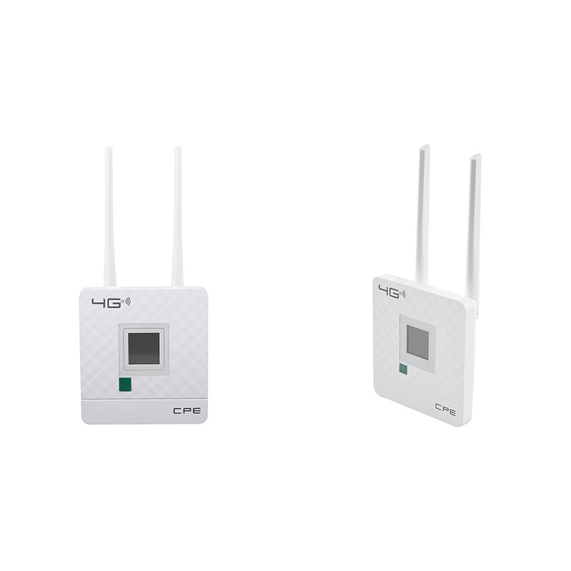 3G 4G LTE موزع إنترنت واي فاي 150Mbps المحمولة هوت سبوت مقفلة اللاسلكية CPE جهاز توجيه ببطاقة Sim فتحة WAN/LAN ميناء