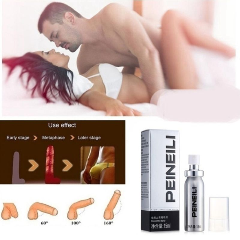 15ml Men  Delay Spray Male Anti Premature Ejaculation Prolong Big Dick Enlargement Cock Erection Enhancer  Product