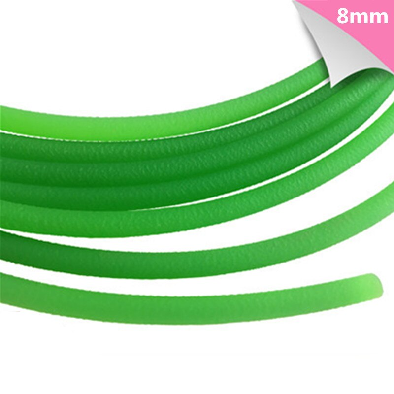 Polyurethane Conveyor belts PU round Belt drive belt 2mm,3mm,4mm,5mm,6mm,7mm,8mm,10mm thickness