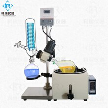 Fábrica de China, precio barato para RE201D Lab, pequeño evaporador rotatorio rotovap para destilación de aceite de cáñamo esencial cbd thc
