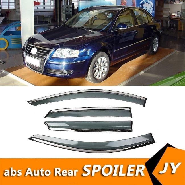 Para Volkswagen Passat 2005-2007 ventana Visor de ventilación tonos Deflector de lluvia...
