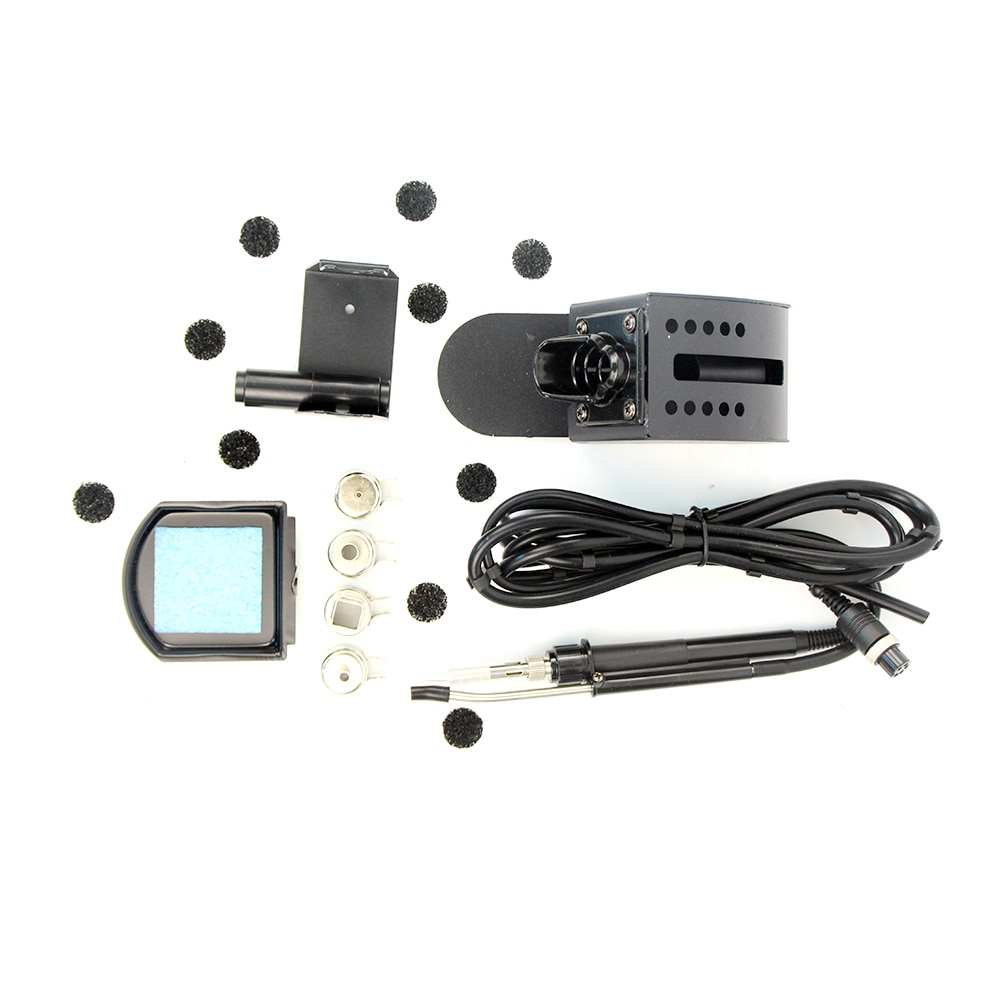 YIHUA 968DA+ Soldering Stations high power thermostat Smart soldering station 75W Adjustable Temperature Rework station enlarge