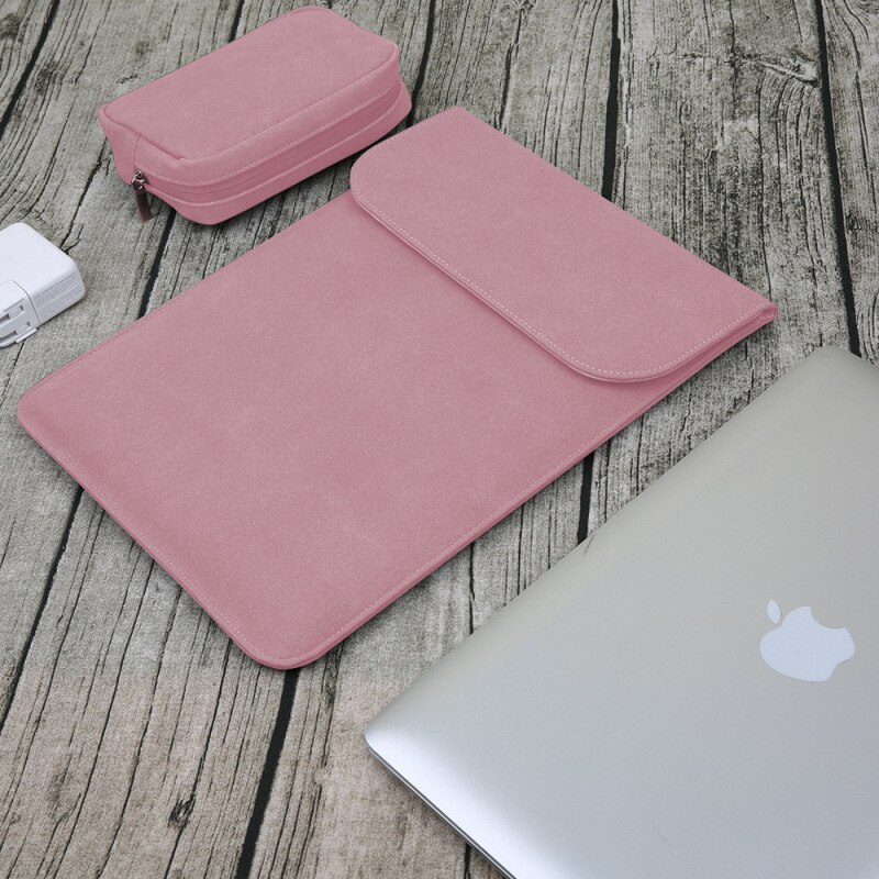 Funda protectora Macbookair/ Pro de 12/13/16 pulgadas, funda opaca para ordenador portátil, bolsa para ordenador Apple