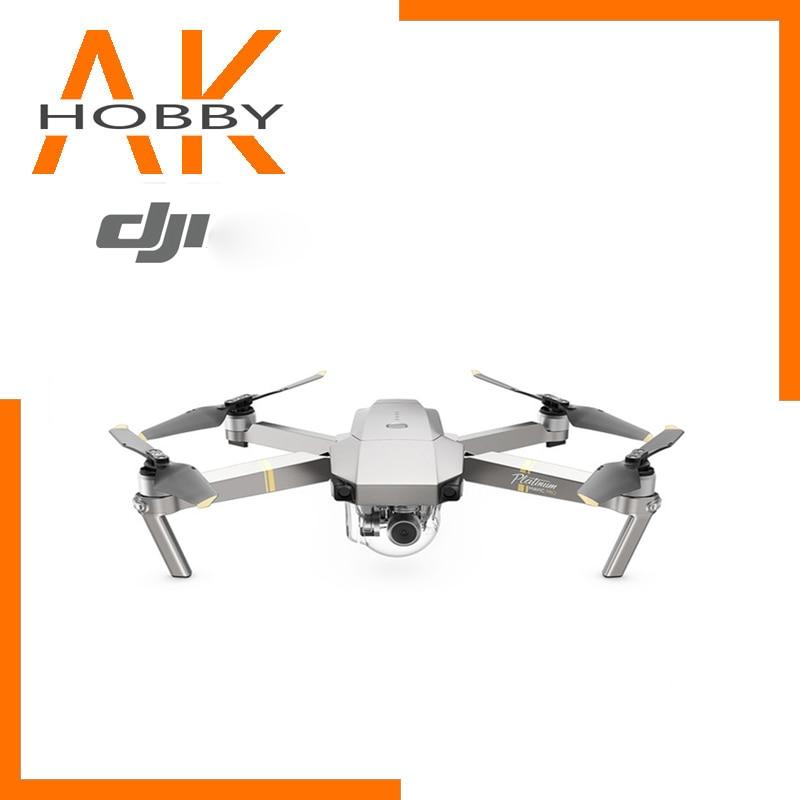 في المخزون العلامة التجارية الجديدة الأصلي DJI Mavic برو البلاتين القياسية مجموعة كوادكوبتر المروحية بدون طيار