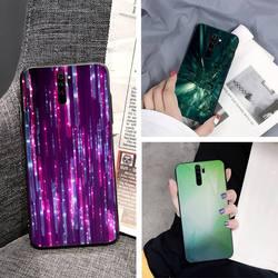 Sliding abstrato caso de telefone de luxo para redmi 7/7a/s2/8/8lite/10/10lite/5plus/note6/6pro/9 caso