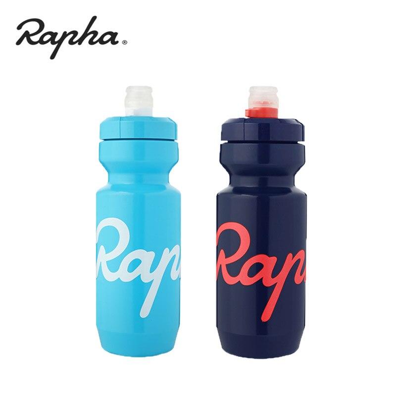 Botella de agua para bicicleta Rapha 620ml 21oz 0 ℃-70 ℃ PP5 botellas de agua para ciclismo a prueba de fugas
