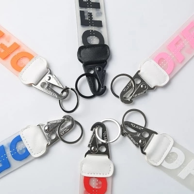 Брелок для ключей для мужчин и женщин, популярные многофункциональные белые Мобильные аксессуары для камеры, джинсов