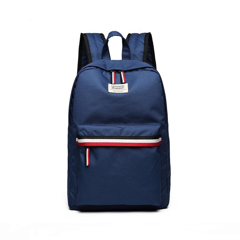 Backpack Women's Bag Waterproof Leisure Backpack Wear-Resistant Student Schoolbag Laptop Bag Backpack Customized Bag