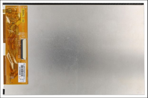 7 polegada display lcd matriz para/irbis tz07 tz05 070wp03s painel de tela do módulo lcd