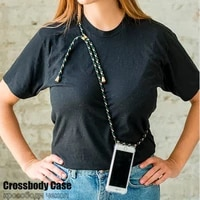 for oppo r9 r9s r11 r11s plus r15 r17 pro f7 f9 ren z fashion crossbody strap lanyard shockproof transparent shell phone case