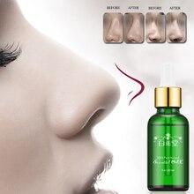 Nez haut augmenter rhinoplastie huile essentielle 30ml os Nasal remodelage pur naturel nez soin mince petit nez 100% efficace