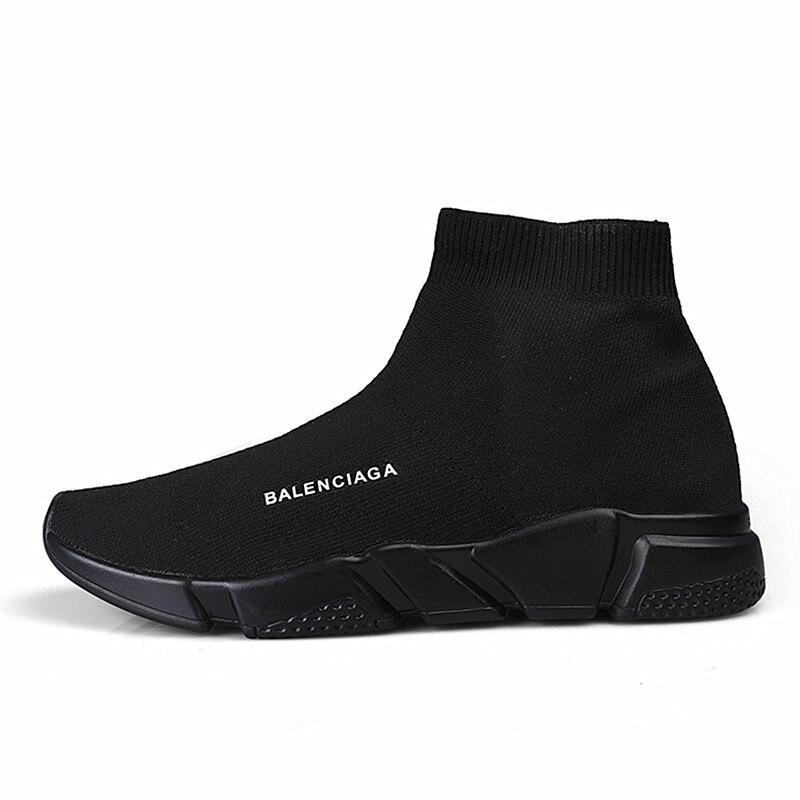 Высокие мужские носки; Повседневная тканевая дышащая обувь; Унисекс; Basket Femme; Кроссовки; Мужские слипоны; Zapatillas Hombre