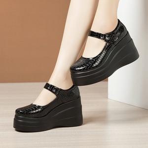 High Heel Platform Shoe Women 2021 White Heels Pumps Women Shoes High Heel